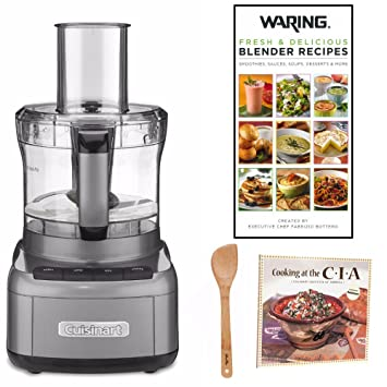 Amazon cuisinart fp 8gm elemental 8 cup food processor cuisinart fp 8gm elemental 8 cup food processor gunmetal refurbished forumfinder Image collections