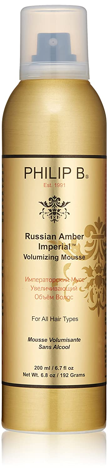PHILIP B Mousse Volume Russian Amber Imperial 45 ml 38045
