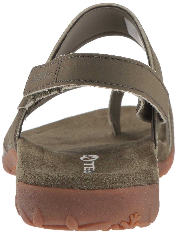 Merrell Women's Terran Ari Convert Sport Sandal B078NG6MQX 5 B(M) US|Dusty Olive