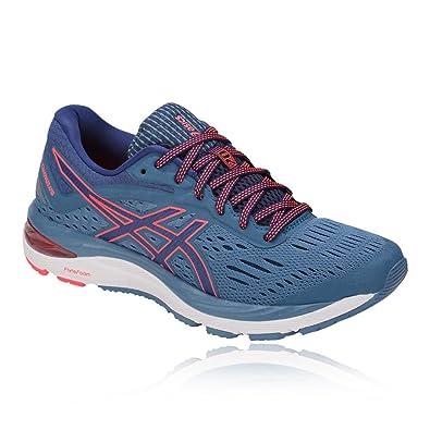 Asics Gel-Cumulus 20, Chaussures de Running Femme, Multicolore (Azure/Blue Print 401), 42 EU