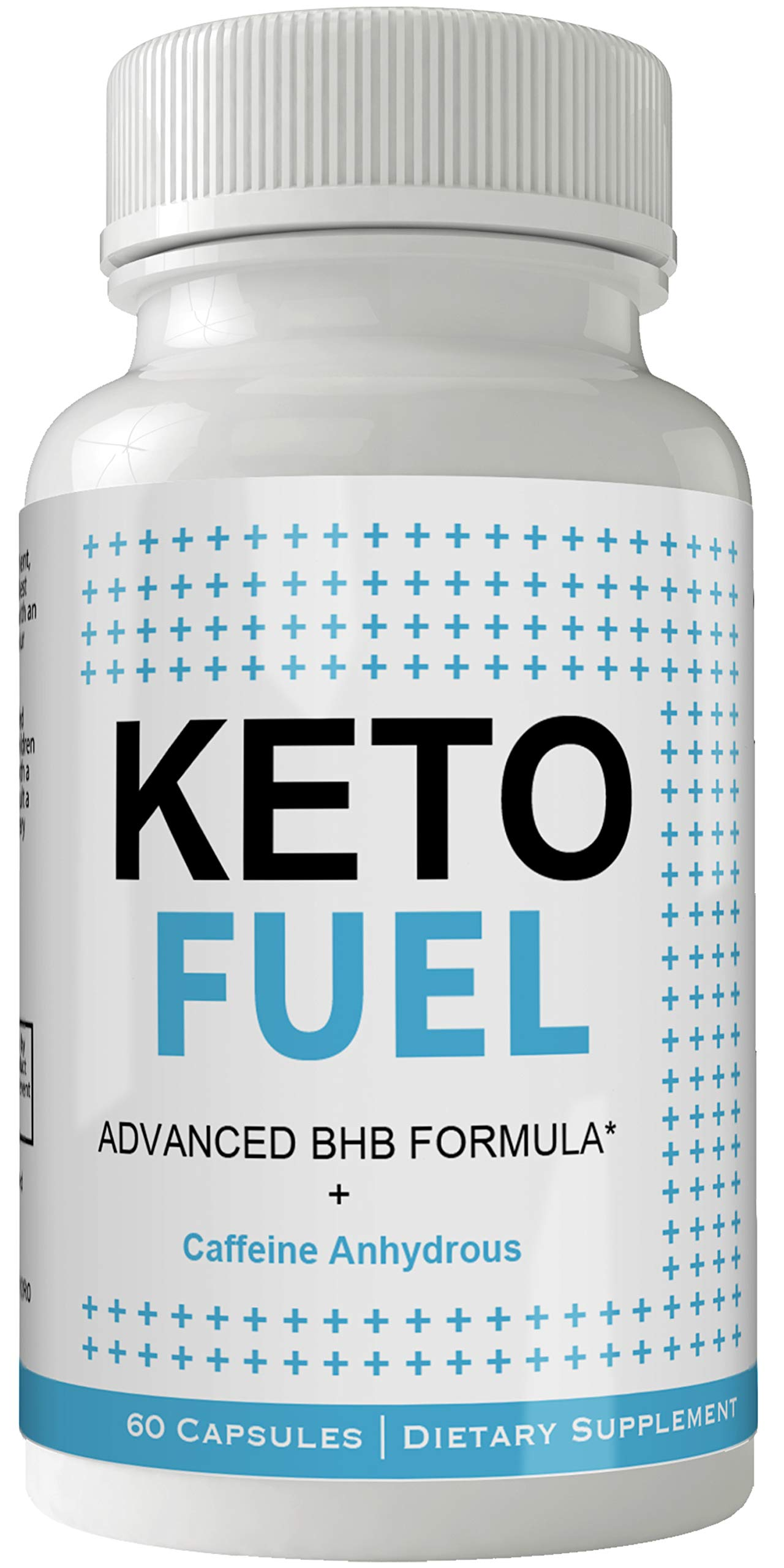 Keto Fuel Weight Loss Pills Advance Weight Loss Supplement Appetite Suppressant Natural Ketogenic 800 mg Formula with BHB Salts Ketone Diet Capsules to Boost Metabolism, Energy and Focus by nutra4health LLC (Image #1)