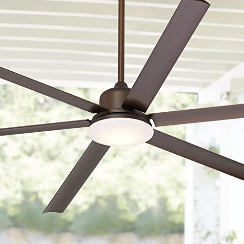 84″ Casa Arcade Industrial Ceiling Fan