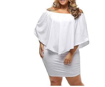 Off Shoulder Dresses Plus Size Multiple Dressing Layered ...