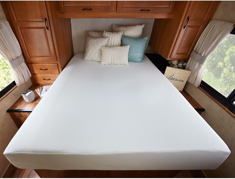 Sleep Revolution Memory Foam Rv Mattress 8 Short Queen Amazon
