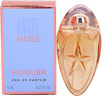 Thierry Mugler Angel Muse Eau de Parfum Profumo da donna, mini, 5 ml