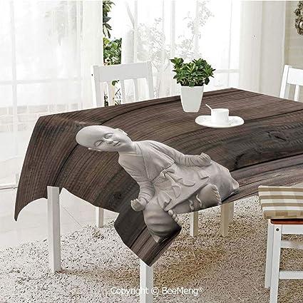Strange Amazon Com Spring And Easter Dinner Tablecloth Kitchen Home Interior And Landscaping Dextoversignezvosmurscom