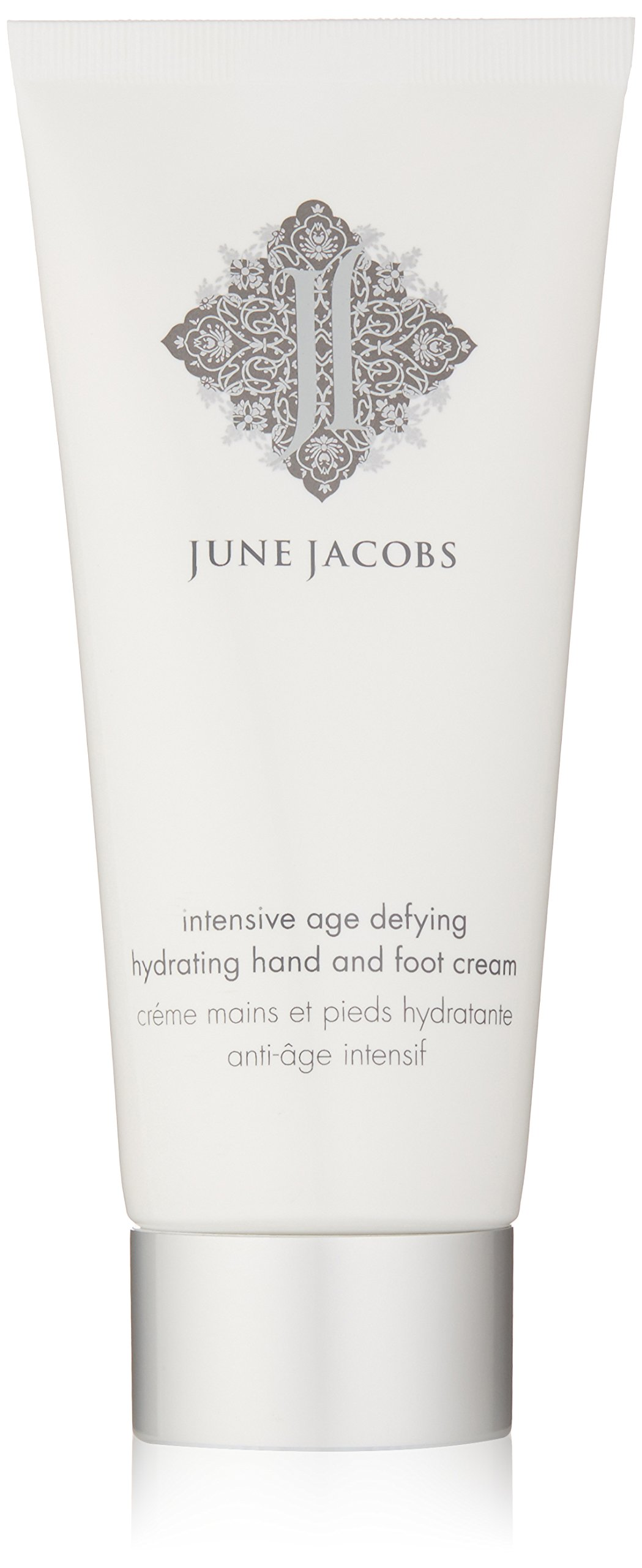 June Jacobs Hydrating Hand and Foot Cream, 3.4 Fl Oz