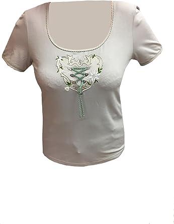 Country-Line Camiseta para mujer tirolés Oktoberfest (talla ...
