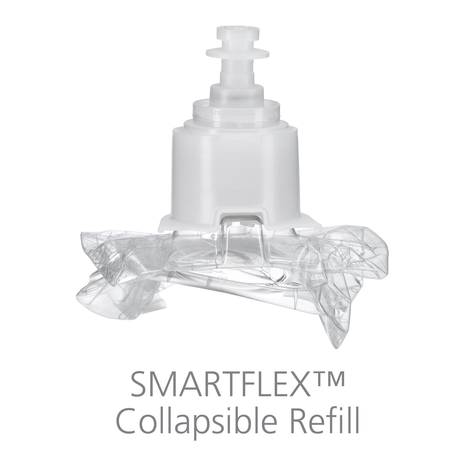 PURELL LTX-7 Advanced Hand Sanitizer Foam, 700 mL Sanitizer Refill for LTX-7 Touch-Free Dispenser (Case of 3) - 1305-03