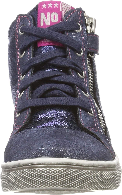 Indigo M/ädchen 452 065 Hohe Sneaker
