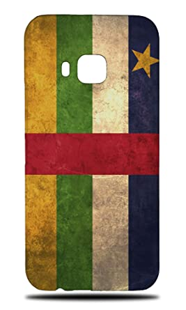 Amazon.com: Central African Republic Flag Hard Phone Case ...