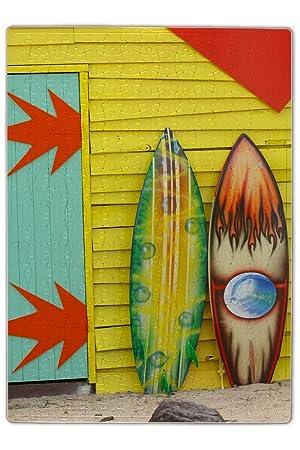 Puzle Trotamundos Graffiti tabla de surf impreso 300 piezes: Amazon.es: Juguetes y juegos