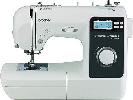 Amazon.com: Brother ST150HDH - Máquina de coser resistente y ...