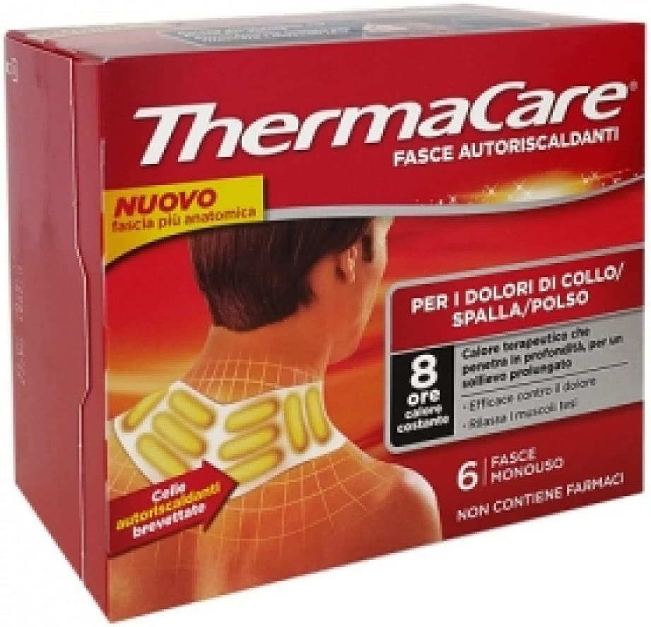 thermacare cervicale