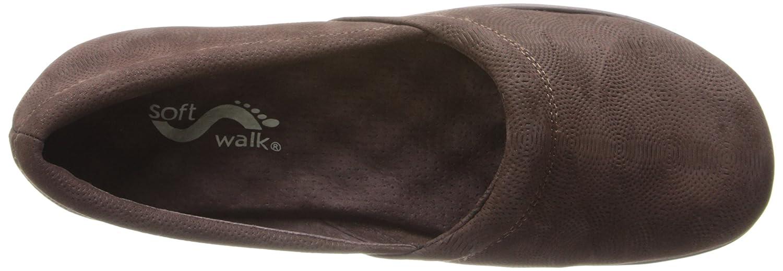 SoftWalk Women's Adora Flat B00HQQUC4K 7.5 B(M) US|Brown/Bronze