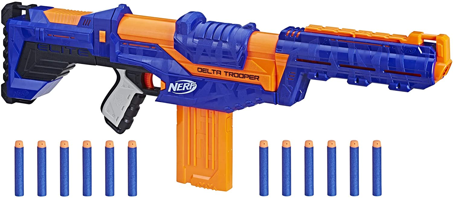 Nerf Elite Delta Trooper (Hasbro E1911EU5) , color/modelo surtido