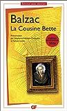 La cousine Bette Prépa S 2015-2016