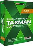 TAXMAN 2017 für Selbstständige (für Steuerjahr 2016)
