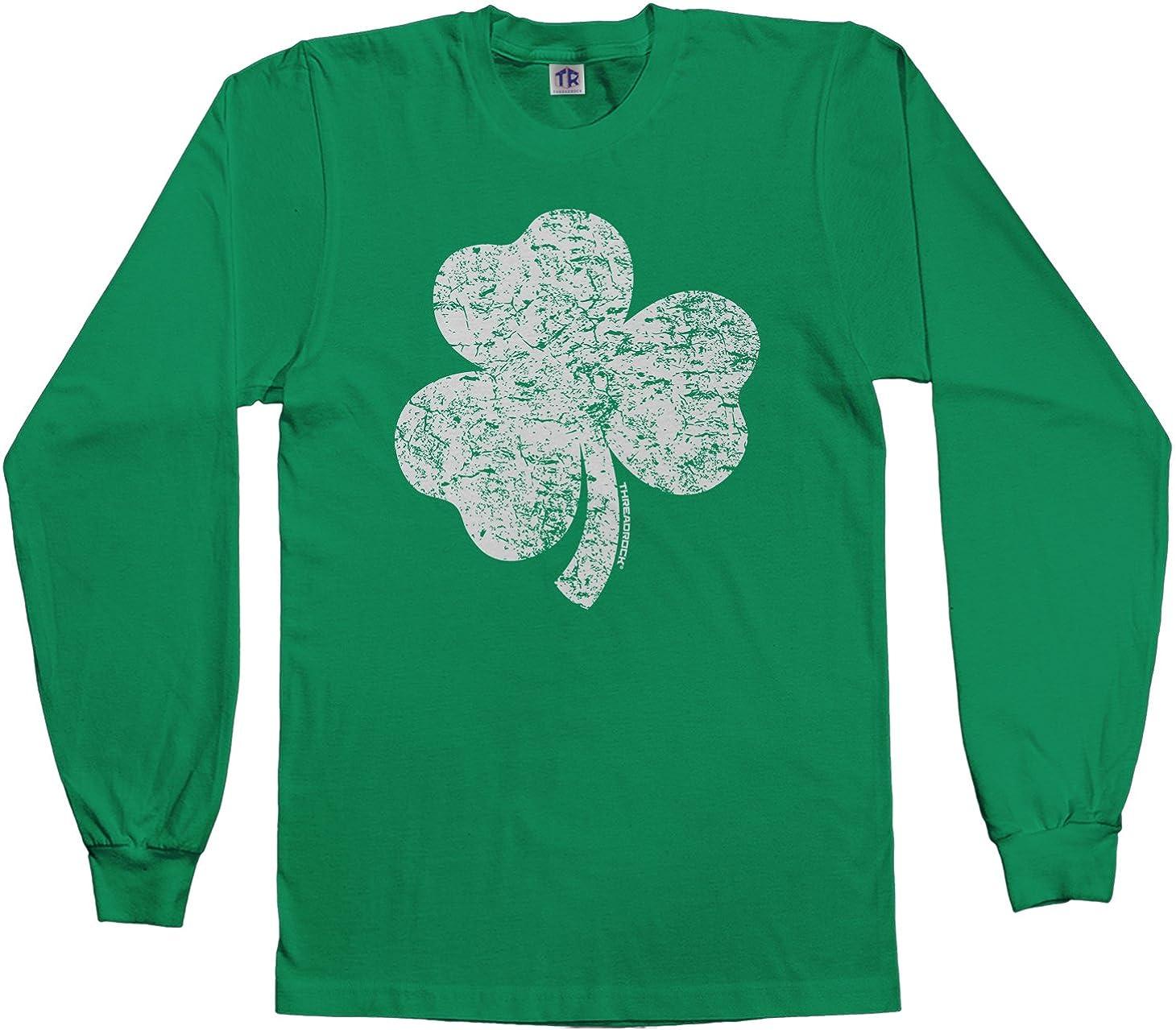 Threadrock Kids Shamrock of Shamrocks Youth Hoodie Sweatshirt Irish Pride