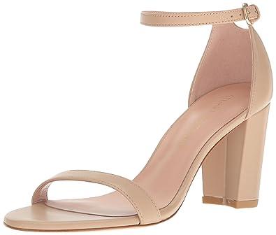 662e19ff018 Stuart Weitzman Women s Nearlynude Heeled Sandal