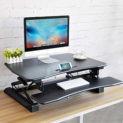 Amazoncom Kooldesk Height Adjustable Standing Desk Sit To Stand