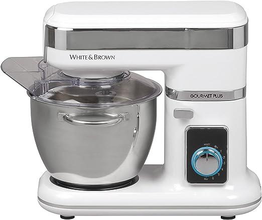 White And Brown R 2211 Gourmet Plus - Robot de cocina multifunción ...