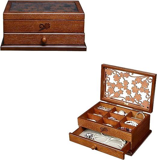 Caja de almacenamiento Caja de almacenamiento de cosméticos Caja ...