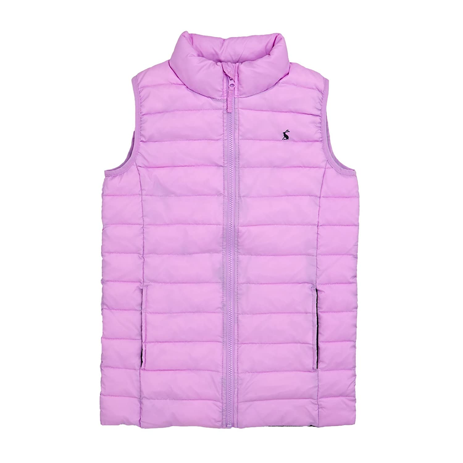 Joules Girls Crofton Padded Lightweight Packable Bodywarmer Gilet Joules Clothing