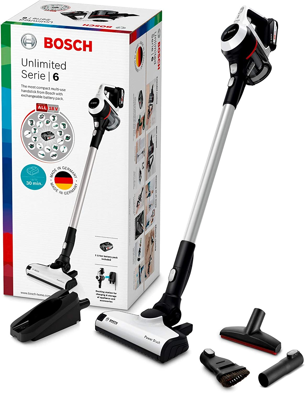 : Bosch Kabelloser Staubsauger Unlimited Serie 6