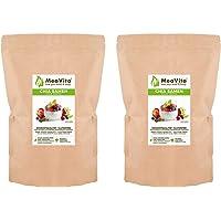 MeaVita Premium Semillas de Chia, Paquete de 2