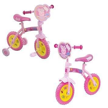 Peppa Pig M04829 2 In 1 Training Bike