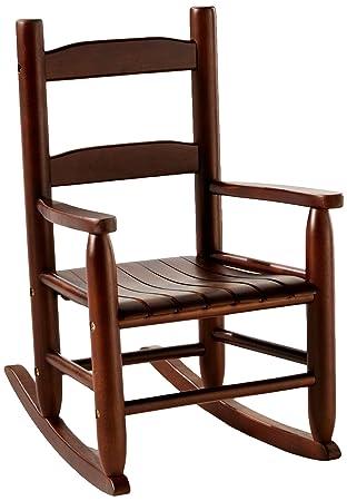 Sensational Amazon Com Lipper International Childs Rocking Chair 14 5 Short Links Chair Design For Home Short Linksinfo