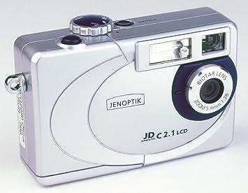 Jenoptik JD C 2.1 LCD Drivers PC