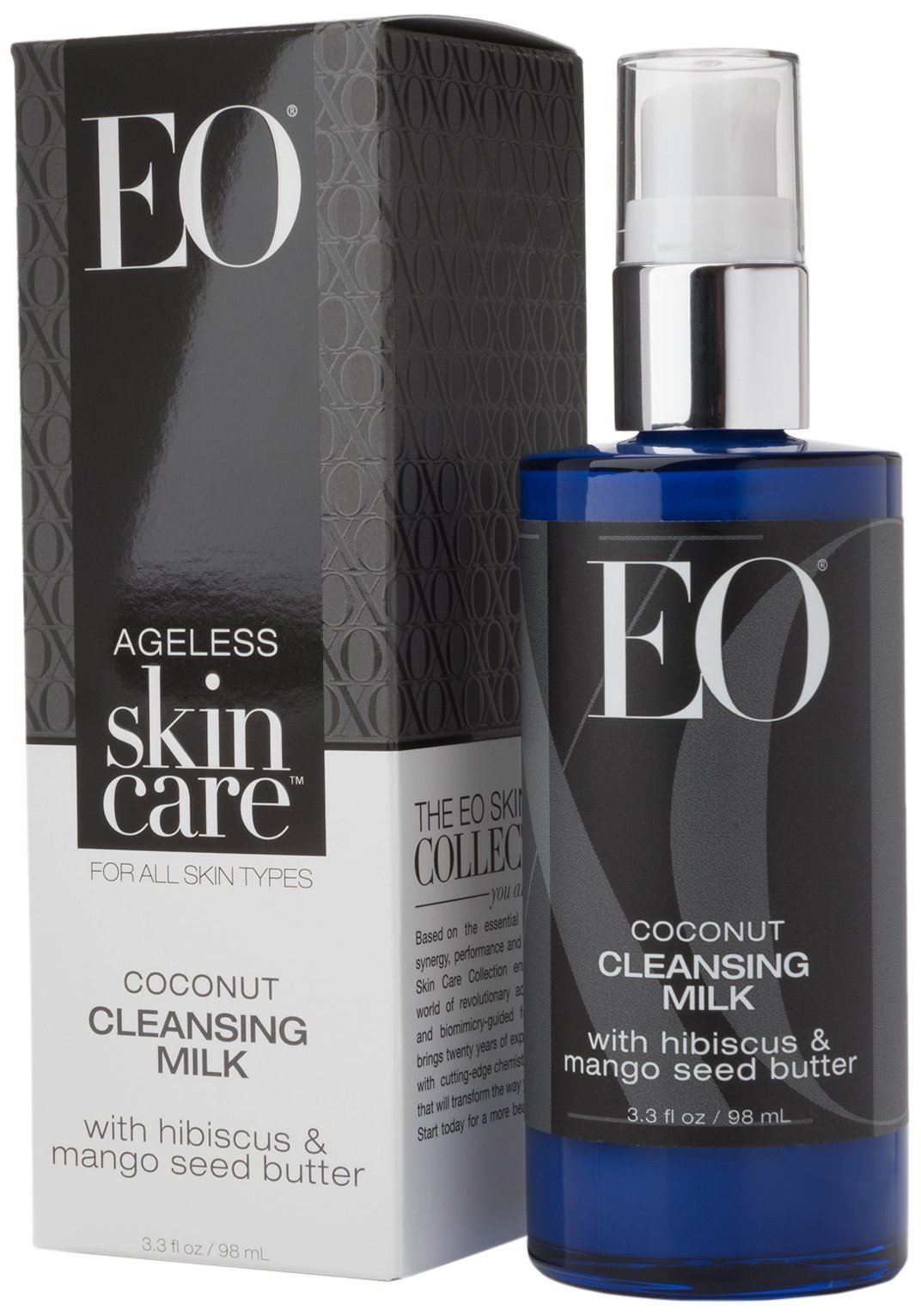 NEW! EO Products Ageless Skin Care Day & Night Serum Set
