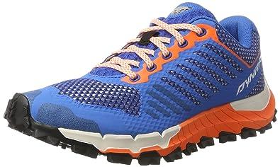 Dynafit Trailbreaker, Chaussures de Trail Homme, Vert (Atomic Blue/Cactus), 44 EU