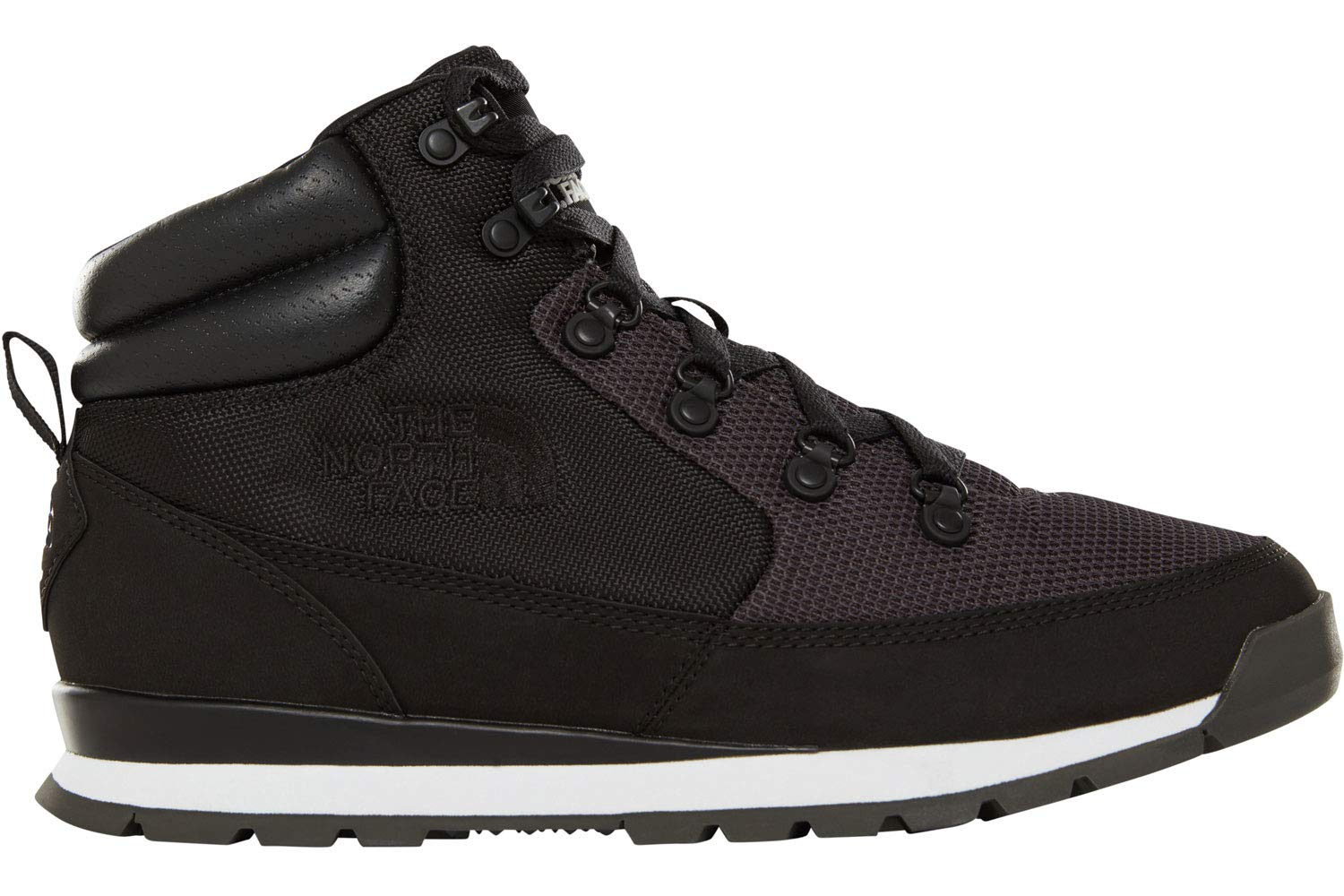 The North Face Back to Berkeley rotux rotux rotux Mesh Wanderschuhe schwarz 220364