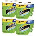 8-Pack Bounty Quick-Size Paper Towels Family Roll