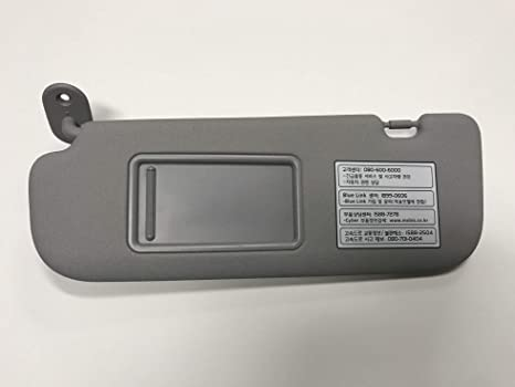 Amazon.com  Hyundai Motors OEM Genuine 852103X000TX Gray Driver Left ... 0d6aeefa5be