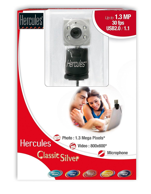 hercules web camera classic driver windows 10