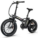 Addmotor MOTAN Folding Fat Tire Electric Bicycles Snow Beach Bike 20Inch Electric Bikes 500W Bafang Motor Lithium Battery 4 Colors M-150 E-bike