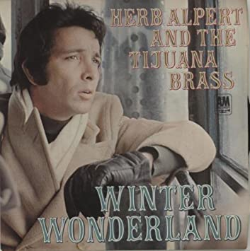 Image result for winter wonderland herb alpert