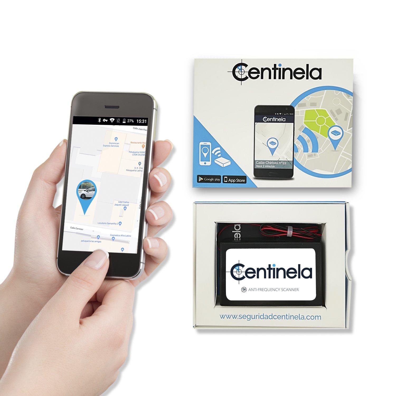 Rastreador GPS Coche. Localizador Indetectable con 6 Tecnologías de Localización y 2 de Rastreo. Encuentra tu vehículo Incluso Escondido en Interiores.