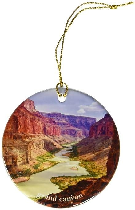 Amazon.com: Grand Canyon Christmas Ornament, Porcelain 2.75