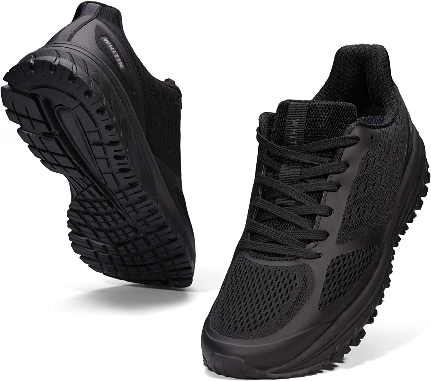 JOOMRA Men's Supportive Running Shoes Lightweight Athletic Sneakers