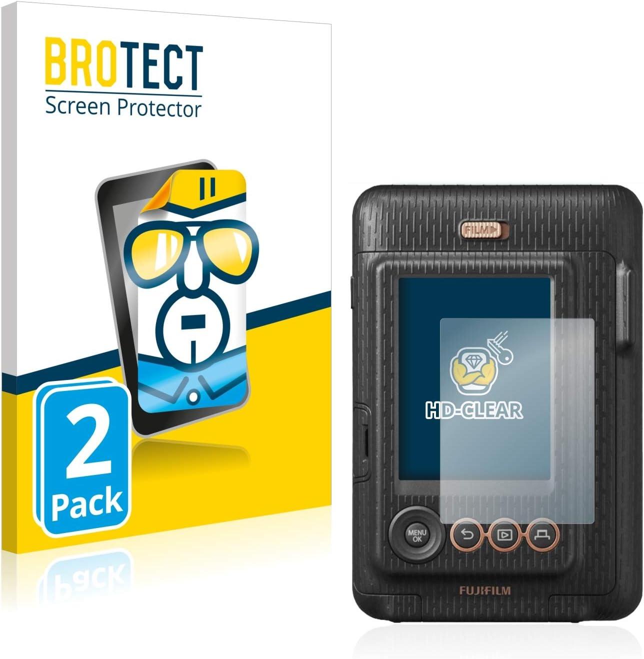 Brotect Schutzfolie Kompatibel Mit Fujifilm Instax Mini Elektronik