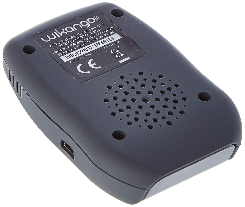 WIKANGO G200EVO - Avisador de radares y Zonas de Riesgo, Legal en Europa