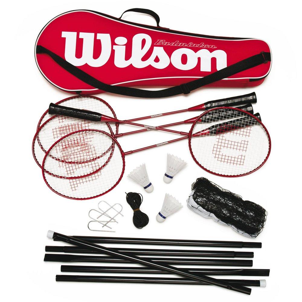日本に ウィルソンツアーラケットスポーツバドミントンセット   B015KFSU9M, 手作り工房遊:9a01aebd --- vanhavertotgracht.nl