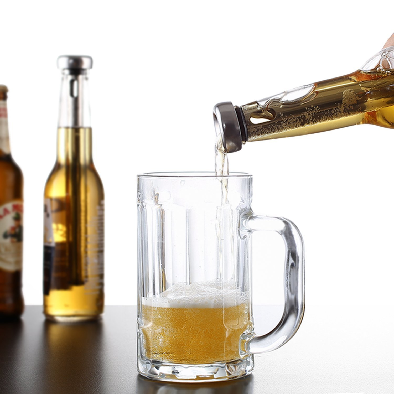 Mayshion Pack a/érateur d/écanteur de vin avec support pour un vin d/élicieux