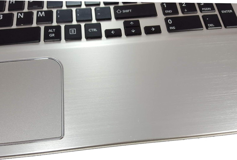 TRP Palmrest Touchpad Toshiba Satellite P50-B-103 H000071010 Teclado Portugues Gris: Amazon.es: Electrónica