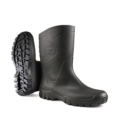 Boutique en ligne En liquidación precios grandiosos Dunlop Protective Footwear (DUO18) Dunlop DEE, Botas de Goma de Trabajo  para Hombre